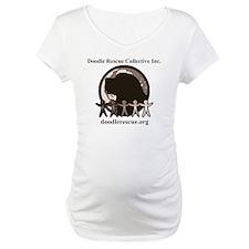 NEW LOGO-BROWN LETTERING-NO BACK Shirt