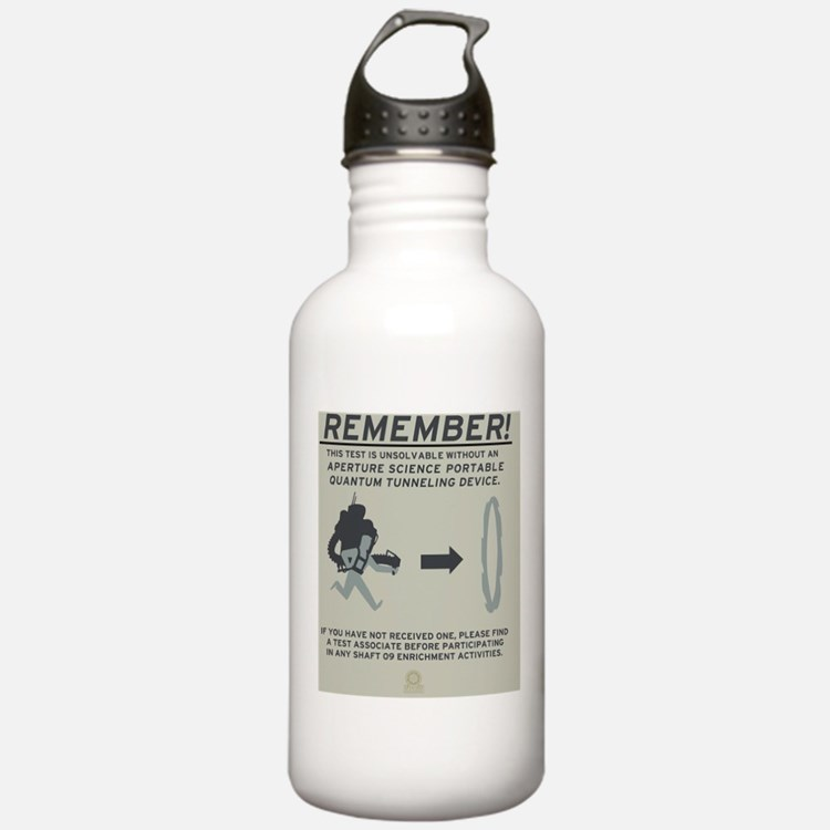 ind8tef Water Bottle
