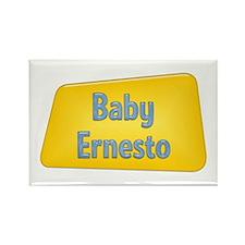 Baby Ernesto Rectangle Magnet