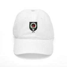 Baillie Clan Crest Tartan Baseball Cap