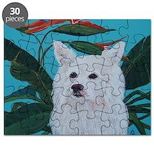 American Eskimo 5x7 Puzzle