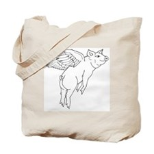 littlepig.gif Tote Bag