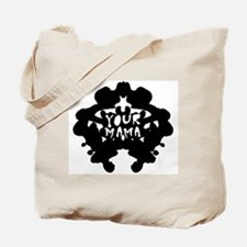 Subliminal Inkblot Tote Bag
