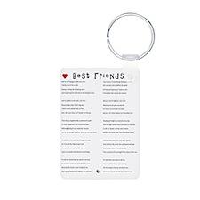 BestFriends-TX Keychains