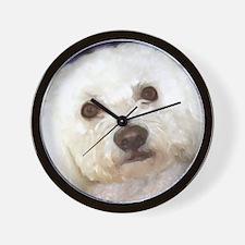 Cute Curious Wall Clock