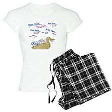 Charlie-D20-WhiteApparel Pajamas