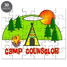 camp counselor 1 Puzzle