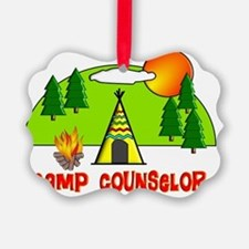 camp counselor 1 Ornament