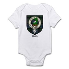 Baird Clan Crest Tartan Infant Bodysuit