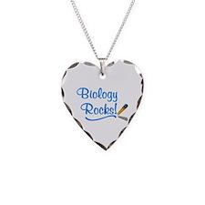 Biology Rocks Necklace