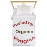 Fueled by Organic Twin Duvet