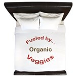 Fueled by Organic King Duvet