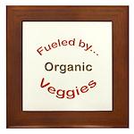 Fueled by Organic Framed Tile