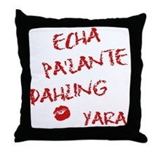 yarapalante Throw Pillow