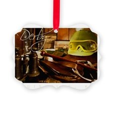jockey gear Ornament