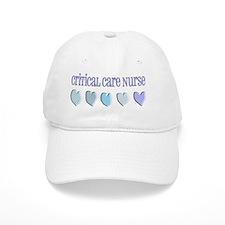 Critical Care Nurse Blue Baseball Cap