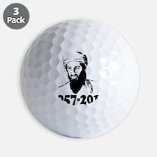 osama bin laden Golf Ball