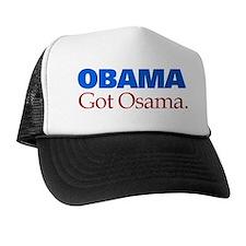 obamagotosama2 Trucker Hat