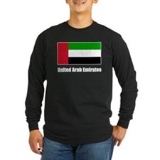United Arab Emirates Flag T S T