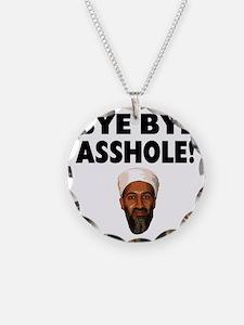 bye bye asshole Necklace