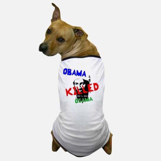 oko Dog T-Shirt