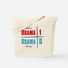 osamabinladenisdead Tote Bag