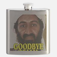 GOODBYOSAMA Flask