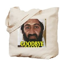 GOODBYOSAMA Tote Bag