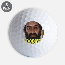 GOODBYOSAMA Golf Ball