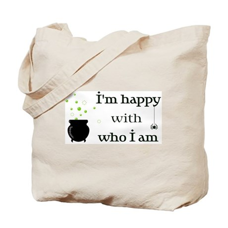 Witch Personality Tote Bag