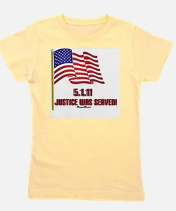 Justice Girl's Tee