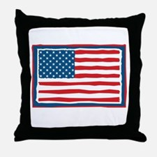 mission2 Throw Pillow