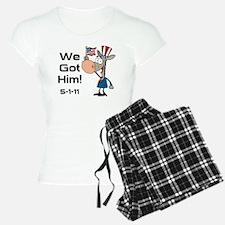DONKEYGOTHIM2 Pajamas