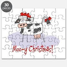 Moo-y Christmas Puzzle