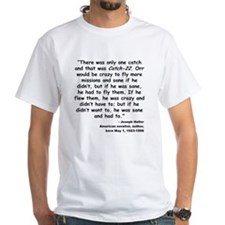 Heller Catch-22 Quote Shirt