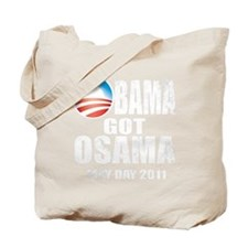 OBAMA_OSAMA_2 Tote Bag