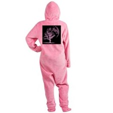 deadtree_dark_BLEED Footed Pajamas