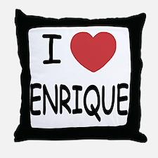 ENRIQUE Throw Pillow