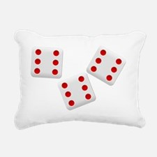 3D6 Rectangular Canvas Pillow