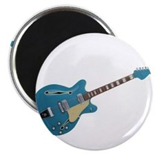 Hollow Body Electric Guitar Magnets
