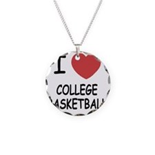 COLLEGE_BASKETBALL Necklace