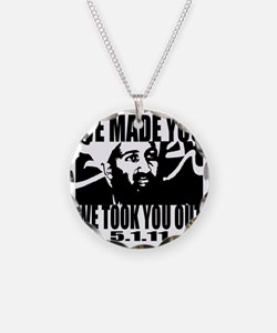 OSAMA_OUT_whiteT Necklace