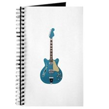 Hollow Body Electric Guitar Journal