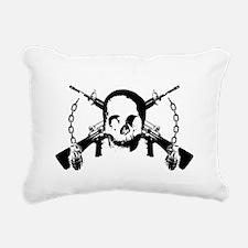DIE_LIKE_BINLADEN Rectangular Canvas Pillow