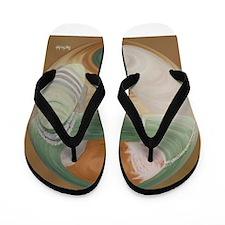 Zarya Zen Earthen Flip Flops