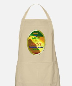OVAL UP RIGHT copy Apron