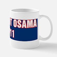 ObamaGotOsamaBumperSticker Mug