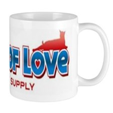 supply white Mug