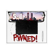 BinLadenDeadAndPwnedTshirt Picture Frame