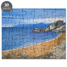 Cropped Donkersley beach Puzzle